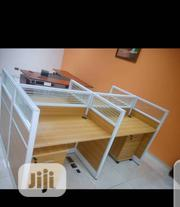 New Quality Four Seaters Workstation Table | Furniture for sale in Lagos State, Ajah