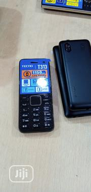 New Tecno T312 Black | Mobile Phones for sale in Lagos State, Ikeja