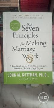 The Seven Principle for Making Marriage Work | Books & Games for sale in Lagos State