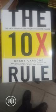 The 10X Rule | Books & Games for sale in Lagos State