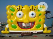 Spongebob Bouncing Castle For Rent | Party, Catering & Event Services for sale in Lagos State, Surulere