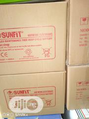 12v 200ah Sunfit Battery Available | Solar Energy for sale in Lagos State, Ojo