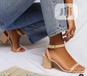 Low Heel Block Sandal | Shoes for sale in Lagos State, Gbagada