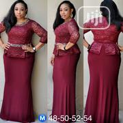 New Turkey Female Lace Blouse and Long Skirt | Clothing for sale in Lagos State, Lagos Island