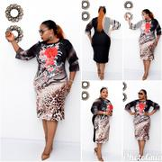 Beautiful Rose Touch Dress | Clothing for sale in Lagos State, Lagos Island