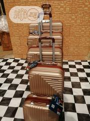 Top Quality Brown Luggage Sets (5) Available Now For Sale | Bags for sale in Lagos State, Ikeja