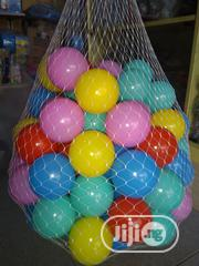 100 Pieces Pack Of Soft Balls   Toys for sale in Abuja (FCT) State, Dutse-Alhaji