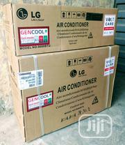 Brand New LG 1hp (Dual Inverter)Air Conditioner R410A Lvs Super Cool | Home Appliances for sale in Lagos State, Apapa