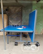 Table Tennis Board With Complete Accessories   Sports Equipment for sale in Lagos State, Ojo