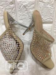 Classic Female Heel Net Shoes | Shoes for sale in Lagos State, Ikeja