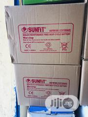 100ah 12v Sunfit Battery | Solar Energy for sale in Lagos State, Ilupeju