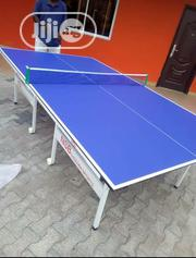 New Design Indoor Mobile Table Tennis With Complete Accessories | Sports Equipment for sale in Lagos State, Surulere