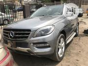 Mercedes-Benz M Class 2012 Gray   Cars for sale in Lagos State, Surulere