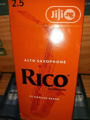 Original Rico Reed For Sax.. Soprano,Alto And Tenor   Musical Instruments & Gear for sale in Lagos State, Ikeja