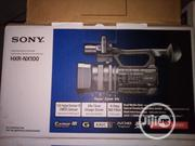 Sony Camera HXR-NX100 | Photo & Video Cameras for sale in Lagos State, Ojo