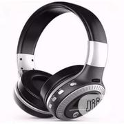 Zealot B19 Wireless Bluetooth Headphone With Lcd | Headphones for sale in Lagos State, Ikeja