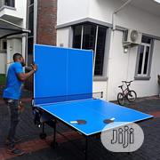 Table Tennis Board With Accessories   Sports Equipment for sale in Lagos State, Ajah