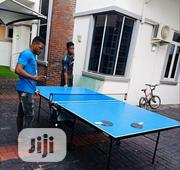 Stiga Table Tennis Board With Accessories   Sports Equipment for sale in Lagos State, Agege