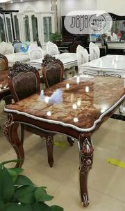 Royal Dining Table by 6(Wood) | Furniture for sale in Lagos State, Ibeju