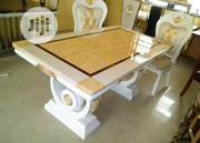 Royal Dining Table by 6   Furniture for sale in Lagos State, Lekki Phase 1