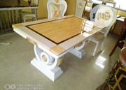Royal Dining Table by 6 | Furniture for sale in Lagos State