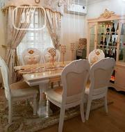 Royal Dining Table by 6 | Furniture for sale in Lagos State, Ikeja