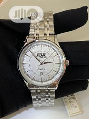Fitness Silver Chain Watch | Watches for sale in Lagos State, Lagos Island