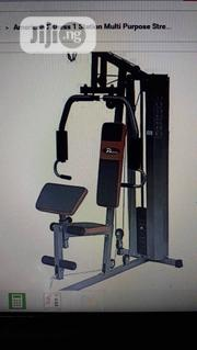 American Fitness Commercial One Station Gym   Sports Equipment for sale in Lagos State, Surulere
