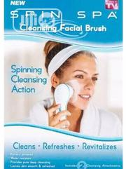 Spin Spa Cleansing Facial Brush | Massagers for sale in Lagos State, Isolo