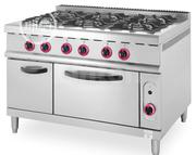 High Quality And Durable Industrial Cooker With Oven And Grill | Restaurant & Catering Equipment for sale in Lagos State