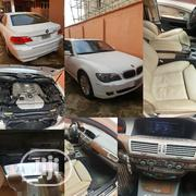 BMW 7 Series 2006 White | Cars for sale in Lagos State