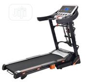 2.5hp Treadmill With Massager | Sports Equipment for sale in Lagos State, Ikeja