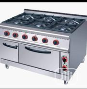 6 Burner Cooker With Oven, 900 Series Gas Range | Kitchen Appliances for sale in Lagos State, Ojo