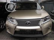 Lexus RX 350 2011 Gold | Cars for sale in Lagos State, Lekki Phase 2