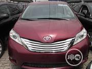 Toyota Sienna 2014 Red | Cars for sale in Lagos State, Lekki Phase 2