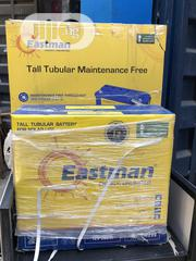 Original Tall Eastman Tubular Indian Battery 12v 200ah Tested | Solar Energy for sale in Lagos State