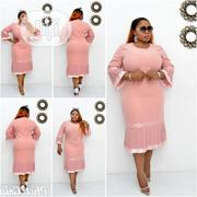 Turkey Plus Size Dress 44-56 | Clothing for sale in Lagos State, Lagos Island