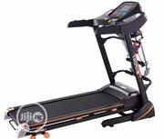 2.5hp Treadmill With Massager and Dumbbell | Sports Equipment for sale in Enugu State, Nsukka