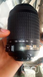Nikon Lens 55 :200 MM | Accessories & Supplies for Electronics for sale in Abuja (FCT) State, Garki 1