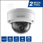 Hikvision DS-2CD1123G0E-I 2MP 4mm IR Network Dome Camera | Security & Surveillance for sale in Lagos State, Ikeja