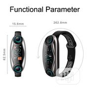 T90 Smart TWS Bracelet   Smart Watches & Trackers for sale in Rivers State, Port-Harcourt