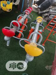 Bright Color Seesaw Swing For Children Playground And Parks | Children's Gear & Safety for sale in Lagos State, Ikeja