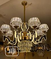 New Classic Crystal Chandelier Led Light | Home Accessories for sale in Lagos State, Ojo