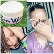 Blossom Skin Care Snow White Cream. 100% Organic | Skin Care for sale in Abuja (FCT) State, Gwarinpa