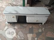 High Quality White TV Stand With Drawer | Furniture for sale in Lagos State, Ojo
