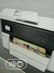 Hp Officejet Pro 7740 Wide Wrieless Print. Fax.Scan. Copy | Printers & Scanners for sale in Lagos State, Ikeja