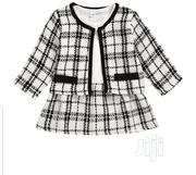 Baby's 2pcs Dress With Jacket   Children's Clothing for sale in Enugu State, Enugu