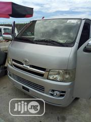 Tokunbo Toyota Hiace Diesel (Hummer Bus 3) 2012 Silver | Buses & Microbuses for sale in Lagos State, Ojo