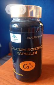 NORLAND Calcium, Iron, Zinc Capsules | Vitamins & Supplements for sale in Delta State, Oshimili South