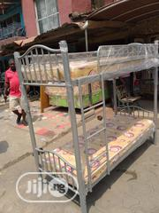 Imported Bunk Bed With Mattress | Furniture for sale in Lagos State, Ojo